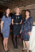 RACHEL MILLWARD; JACKIE HURT; LIZZIE BROADBENT- BIRDS EYE VIEW INTERNATIONAL WOMEN'S DAY  RECEPTION, BFI Southbank. London. 8 March 2012.