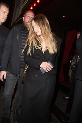 Ashley Benson arriving at Dior Addict Stellar Shine diner and party at Roxie restaurant during Ready To Wear A/W 2019-2020 as part of Paris Fashion Week on February 26, 2019 in Paris, France. Photo by Nasser Berzane/ABACAPRESS.COM