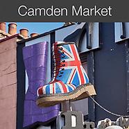 DAY TRIPPER - CAMDEN LOCK MARKET - Art Photos Series of Camden Shops by Photographer Paul E Williams