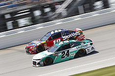 Monster Energy NASCAR Cup Series Overton's 400 - 01 July 2018