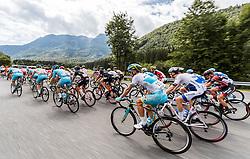 04.07.2016, Steyr, AUT, Ö-Tour, Österreich Radrundfahrt, 2. Etappe, Mondsee nach Steyr, im Bild Feature, Arman Kamyshev (KAZ, Astana Pro Team) // Feature, Arman Kamyshev (KAZ, Astana Pro Team) during the Tour of Austria, 2nd Stage from Mondsee to Steyr, Austria on 2016/07/04. EXPA Pictures © 2016, PhotoCredit: EXPA/ JFK