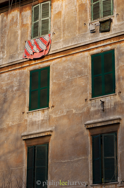 Architectural detail, Rome, Italy
