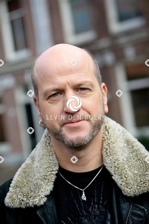 AMSTERDAM - Perspresentatie van SBS6 nieuwe dramaserie De Hoofdprijs. Met op de foto Frans van Deursen. FOTO LEVIN DEN BOER / PERSFOTO.NU