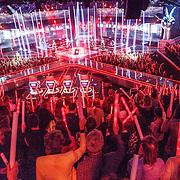 NLD/Hilversum/20151218 - The Voice of Holland 2015 - 3de liveshow, overzicht studio