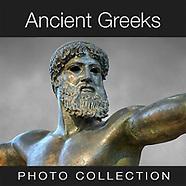 Ancient Greeks - Art Artefacts Antiquities Historic Sites