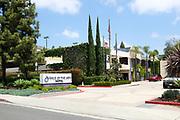 Avenue of the Arts Hotel Entrance