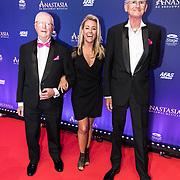 NLD/Scheveningen/20190922- Premiere Musical Anastasia, Ingrid Janssen met Theo en Theo