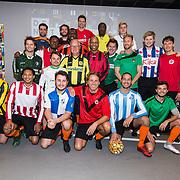 20191123 Voetbal selectiedag Nederlandse artiesten