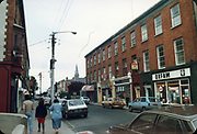 Old Dublin Amature Photos July 1987 WITH, St, Bray, Joyce Tower, Snadycove. Old amateur photos of Dublin streets churches, cars, lanes, roads, shops schools, hospitals