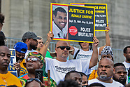 Protest Against Police Killing of Ronald Greene