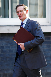 © Licensed to London News Pictures. 01/07/2014. LONDON, UK. Attorney General Dominic Grieve attending to a cabinet meeting in Downing Street on Tuesday, 1 July 2014. Photo credit: Tolga Akmen/LNP
