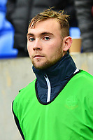Connor Hall of Bolton Wanderers looks on<br /> <br /> Photographer Richard Martin-Roberts/CameraSport<br /> <br /> The EFL Sky Bet League One - Bolton Wanderers v Fleetwood Town - Saturday 2nd November 2019 - University of Bolton Stadium - Bolton<br /> <br /> World Copyright © 2019 CameraSport. All rights reserved. 43 Linden Ave. Countesthorpe. Leicester. England. LE8 5PG - Tel: +44 (0) 116 277 4147 - admin@camerasport.com - www.camerasport.com