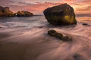 Pearl Street Beach Laguna Beach California