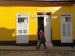 Trinidad in Cuba.