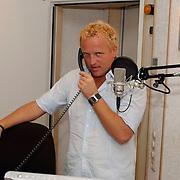Ochtend radioshow Gordon bij Radio Noordzee