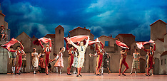 Royal Ballet Don Quixote 15th February 2019