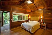 Ad Campaign: Guest room at Grajagan Resort, Ilha do Mel, Brazil