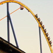 Thrill Rides and Midways