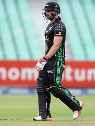 Cameron Delport of Hollywoodbets Dolphins during the T20 Challenge cricket match between the Hollywoodbets Dolphins and VKB Knights  at the Kingsmead stadium in Durban, KwaZulu Natal, South Africa on the 11 Dec 2016<br /> <br /> Photo by:   Steve Haag / Real Time Images