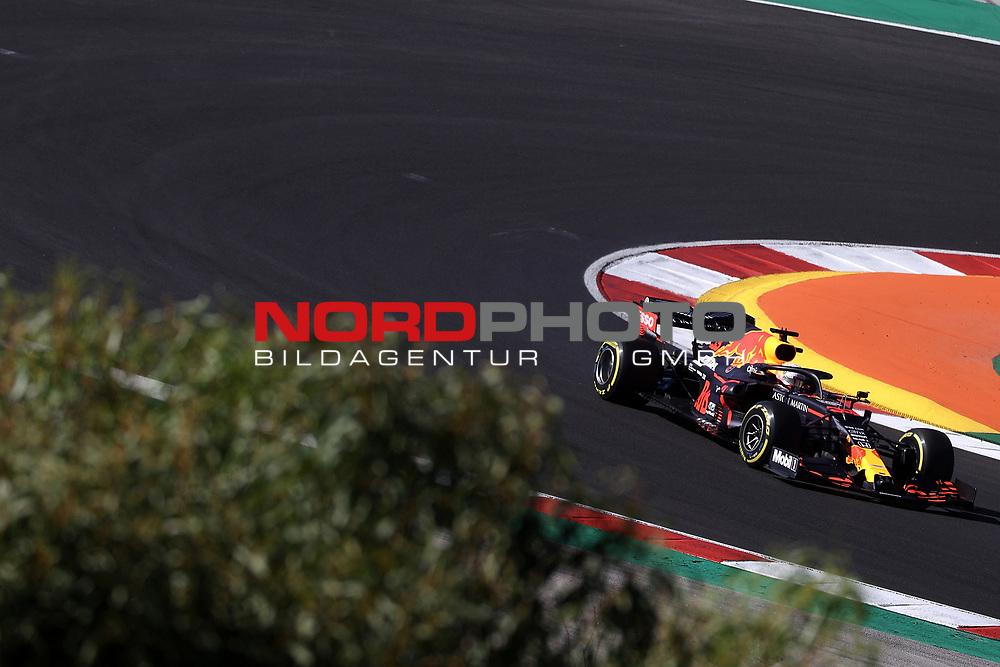 24.10.2020, Autódromo Internacional do Algarve, Portimao, FORMULA 1 HEINEKEN PORTUGUESE GRAND PRIX 2020,im Bild<br />Max Verstappen (NEL#33), Aston Martin Red Bull Racing<br /> <br /> Foto © nordphoto / Bratic