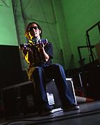 System of a down guitarist portrait