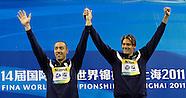 2011 Fina SWI World Champs @ Shanghai