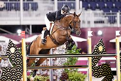 Price Jonelle, NZL, Grovine de Reve, 255<br /> Olympic Games Tokyo 2021<br /> © Hippo Foto - Dirk Caremans<br /> 02/08/2021