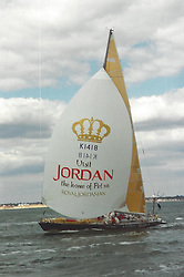 Maiden Boat