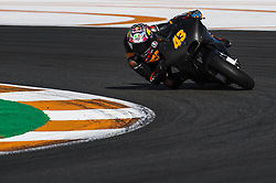 November 14, 2017 - Cheste, Spain - Jack Miller (Octo Pramac Racing) during Motogp test day at Valencia circuit (Credit Image: © Gaetano Piazzolla/Pacific Press via ZUMA Wire)