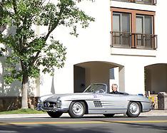121- 1958 Mercedes-Benz 300 SL Rdst