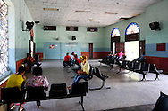 Train station in Pinar del Rio, Cuba.