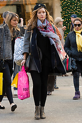 © Licensed to London News Pictures. 20/12/2014. London, UK. Christmas shoppers on London's Oxford Street on the last saturday before Christmas. Photo credit : Richard Isaac/LNP