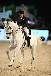 Pujals Bernadette, (MEX), Heslegaards Rolex<br /> Grand Prix Dressage München 2015<br /> © Hippo Foto - Stefan Lafrentz