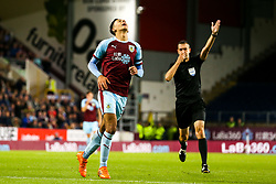 Dwight McNeil of Burnley cuts a frustrated figure - Mandatory by-line: Robbie Stephenson/JMP - 30/08/2018 - FOOTBALL - Turf Moor - Burnley, England - Burnley v Olympiakos - UEFA Europa League Play-offs second leg