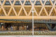 Chilean pavilion Expo 20015 Milan.