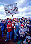 American Agriculture Movement Farmer's Strike - 1977