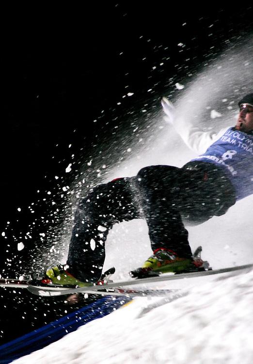 Freestyle skiier, Steamboat Springs, Colorado