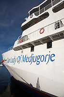 Philippines Ferryboat:  Our Lady of Medjugorje,