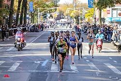 lead women in Brooklyn<br /> Linden, TCS New York City Marathon 2019