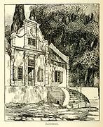 Dauphine From the Book  ' Old Cape Colony; a chronicle of her men and houses from 1652-1806 ' by Trotter, Alys Fane (Keatinge), Mrs Publication date 1903 published by Westminster : A. Constable & co., ltd.