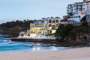 Bondi Icebergs, Bondi Beach, Sydney, Australia.