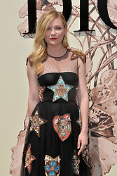 Kirsten Dunst attends the Dior 's 2017/18 Fall Winter Haute Couture collection at the Hotel of Invalides in Paris, France on July 3, 2017. Photo by Lionel Hahn/ABACAPRESS.com