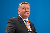09 DEC 2014, KOELN/GERMANY:<br /> hermann Groehe, CDU, Bundesgesundheitsminister, haelt eine Rede, CDU Bundesparteitag, Messe Koeln<br /> IMAGE: 20141209-01-120<br /> KEYWORDS: Party Congress, Hermann Gröhe