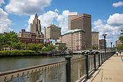 Views of Providence Riverwalk