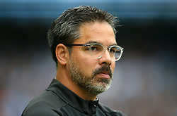 Huddersfield Town manager David Wagner during the game