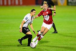 Aimee Palmer of Bristol City Women - Mandatory by-line: Dougie Allward/JMP - 07/10/2020 - FOOTBALL - Twerton Park - Bath, England - Bristol City Women v London Bees - FA Continental Cup