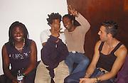 Dimitri, Kiky.Candyland Party.Exit Nightclub Rooftop.New York, NY.July 19, 2001.Photo by Celebrityvibe.com..