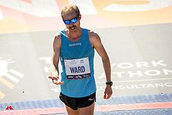Jared Ward, USA, Saucony<br /> TCS New York City Marathon 2019