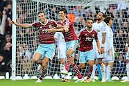 West Ham United v Swansea City 071214