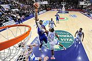 DESCRIZIONE : Campionato 2014/15 Serie A Beko Dinamo Banco di Sardegna Sassari - Acqua Vitasnella Cantu'<br /> GIOCATORE : DeQuan Jones<br /> CATEGORIA : Tiro Special<br /> SQUADRA : Acqua Vitasnella Cantu'<br /> EVENTO : LegaBasket Serie A Beko 2014/2015<br /> GARA : Dinamo Banco di Sardegna Sassari - Acqua Vitasnella Cantu'<br /> DATA : 28/02/2015<br /> SPORT : Pallacanestro <br /> AUTORE : Agenzia Ciamillo-Castoria/L.Canu<br /> Galleria : LegaBasket Serie A Beko 2014/2015